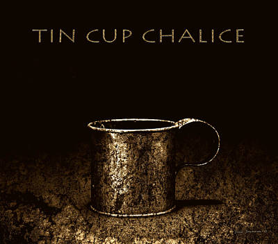 Giuseppe Cristiano - Tin Cup Chalice by John Stephens