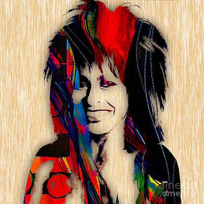 Soul Mixed Media - Tina Turner Collection by Marvin Blaine