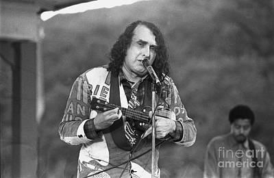Concert Ukulele Photograph - Tiny Tim by Concert Photos