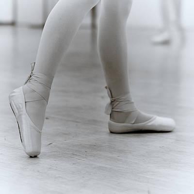 Photograph - Tip Shoes by Jouko Lehto