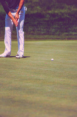 Photograph - To Golf by Karol Livote