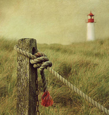Germany Photograph - To The Lighthouse by Hannes Cmarits