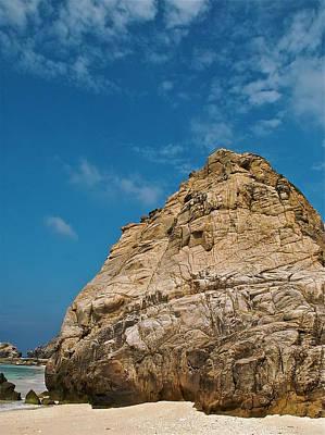 Photograph - Aharen Beach, Tokashiki-jima, Okinawa by Jocelyn Kahawai