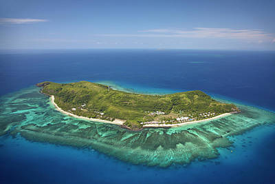 South Pacific Photograph - Tokoriki Island, Mamanuca Islands by David Wall
