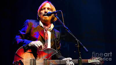 Tom Petty Mixed Media - Tom Petty by Marvin Blaine