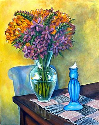 Painting - Tomorrow Morning by Thomas Lupari