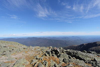 Photograph -  Mt Washington  by Jeffery Akerson