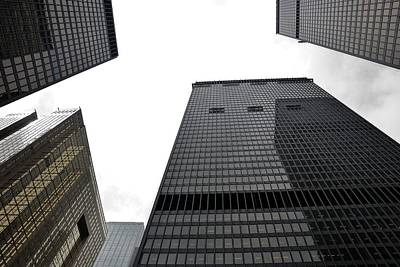Photograph - Toronto Dominion Centre by Steven Richman