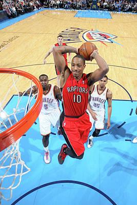 Photograph - Toronto Raptors V Oklahoma City Thunder by Layne Murdoch