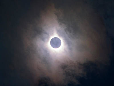 Solar Eclipse Photograph - Total Solar Eclipse by Babak Tafreshi