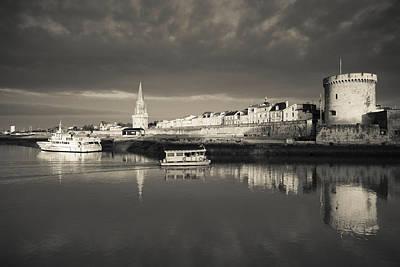 Tour De La Lanterne And Tour De La Art Print by Panoramic Images