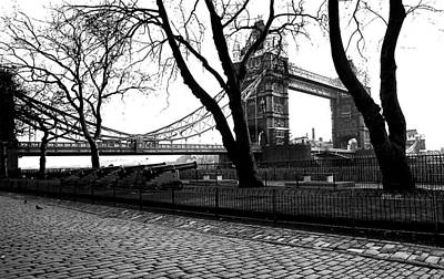 Photograph - Tower Bridge  by Robert  Rodvik