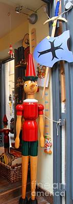 Italy Photograph - Toy by April Antonia