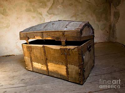 Treasure Box Photograph - Treasure Box by Sinisa Botas