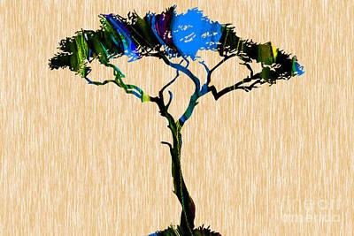 Tree Art. Art Print by Marvin Blaine