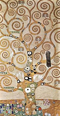 Painting - Tree Of Life by Gustav Klimt