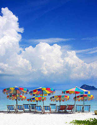 Photograph - Tropical Holiday Destination by Jorgo Photography - Wall Art Gallery