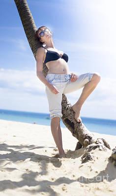 Bikini Photograph - Tropical Island Paradise by Jorgo Photography - Wall Art Gallery