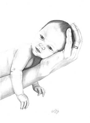 Trusting Innocence Art Print