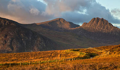 Photo Royalty Free Images - Tryfan Royalty-Free Image by Rory Trappe