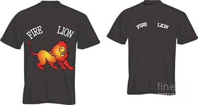 Tshirt Design Art Print