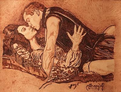 Tudor Passion Original by Tracy Partridge-Johnson