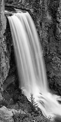 Photograph - Tumalo Falls by Chris McKenna