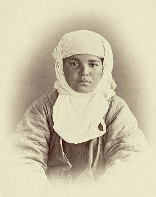 Photograph - Turkestan Mazang, C1865 by Granger