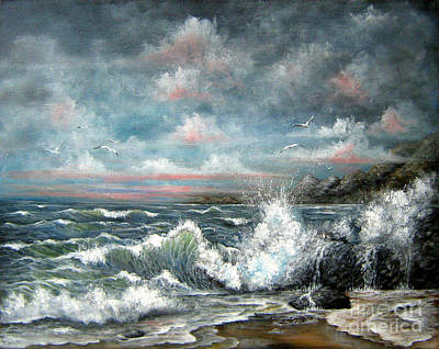 Painting - Turning Tide by Patrice Torrillo