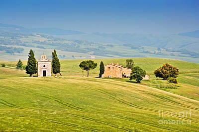 Tuscany Print by JR Photography