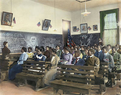 Tuskegee Institute, 1902 Art Print