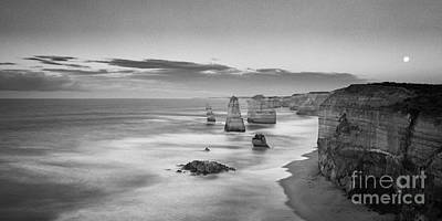 Photograph - Twelve Apostles Victoria Australia by Colin and Linda McKie