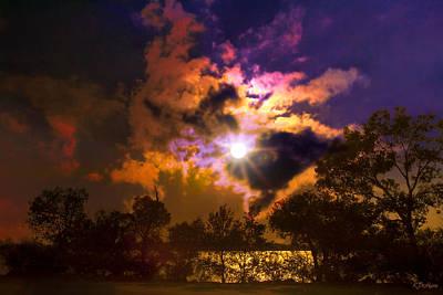 Photograph - Twilight by Kat Besthorn