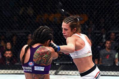 Photograph - Ufc Fight Night - Gadelha V Jedrzejczyk by Josh Hedges/zuffa Llc