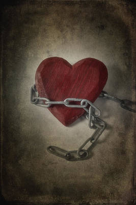 Imprisoned Photograph - Unchain My Heart by Joana Kruse