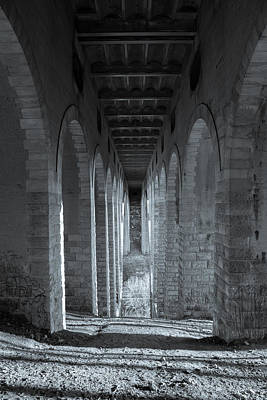 Wall Art - Photograph - Under The Bridge by Scott Hafer