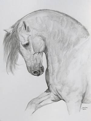 Ungido Iv Art Print by Janina  Suuronen