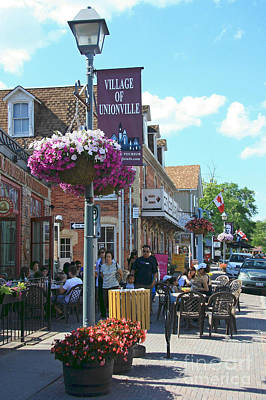 Photograph - Unionville by Frank Townsley