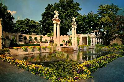 Photograph - Untermyer Amphitheater by Diana Angstadt