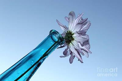 Art Vase Photograph - Until Tomorrow by Krissy Katsimbras