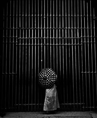 Umbrella Wall Art - Photograph - Untitled by Francesco Santini