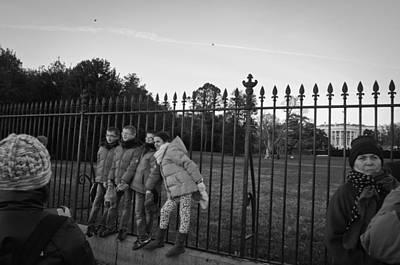 Whitehouse Photograph - Untittled by Mauricio Jimenez