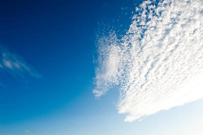 Photograph - Unusual Cloud Formation  by Joseph Amaral