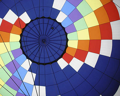 Colorful Photograph - Up Up And Away by Marcia Colelli