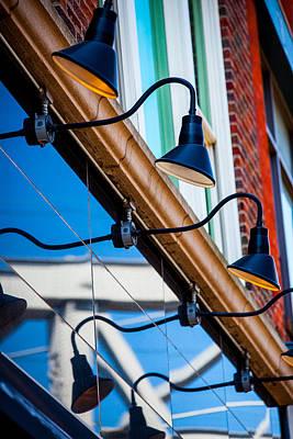 Norwalk Photograph - Urban Abstract by Karol Livote