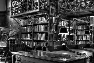 Photograph - Uris Library Cornell University by Brad Marzolf Photography