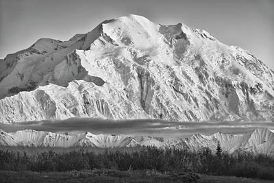 Usa, Alaska, Denali, Mt Art Print