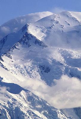 Reynolds Photograph - Usa, Alaska, Mount Mckinley, Denali by Gerry Reynolds