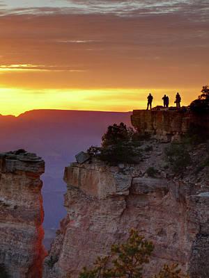 Usa, Arizona, Grand Canyon National Art Print