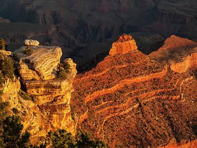 Usa, Arizona, Grand Canyon National Park Art Print